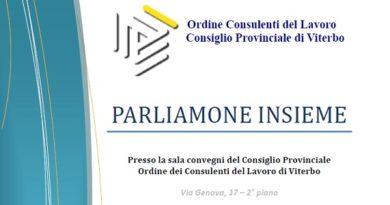 Logo Parliamone Insieme