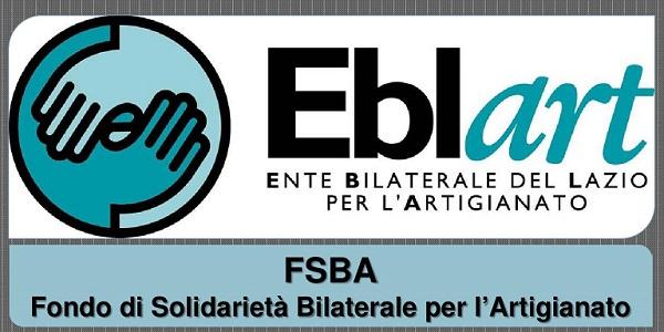 FSBA Eblart Lazio