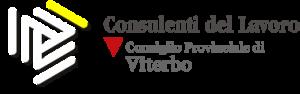 Logo PNG Consulenti del Lavoro Viterbo 381x119