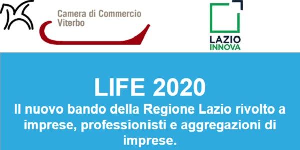 Bando LIFE 2020