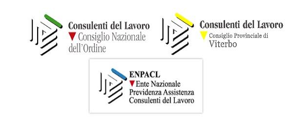 Colori barra logo Consulenti del Lavoro