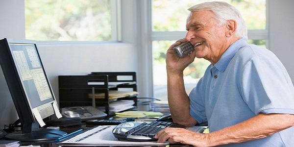 Lavoratore anziano Part time