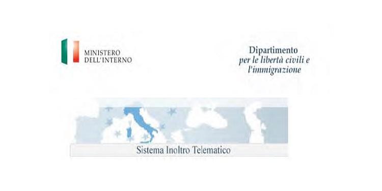Nuovo Manuale Inoltro Istanze Ministero Interno