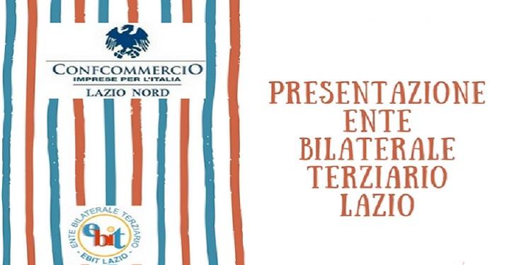 Presentazione EBIT Lazio