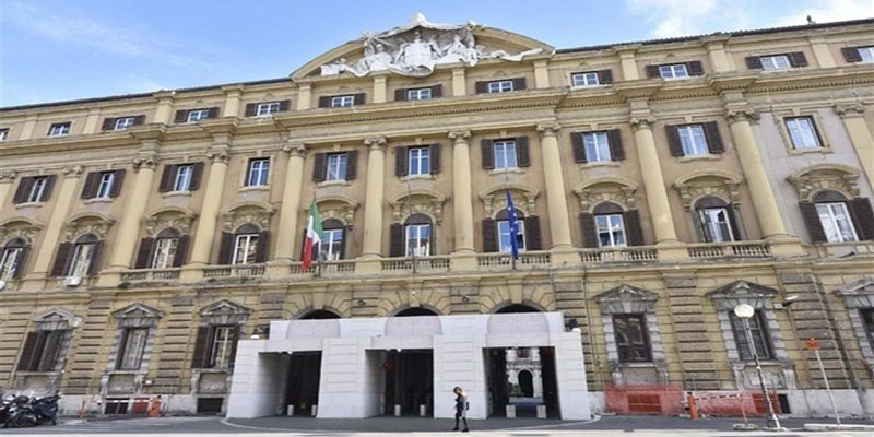 Sede Ministero Economia Roma