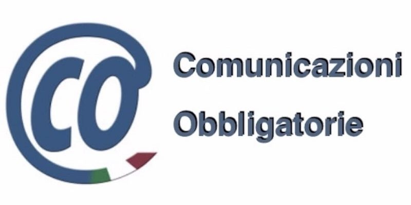 comunicazioni obbligatorie