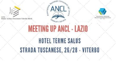meeting up ANCL Lazio