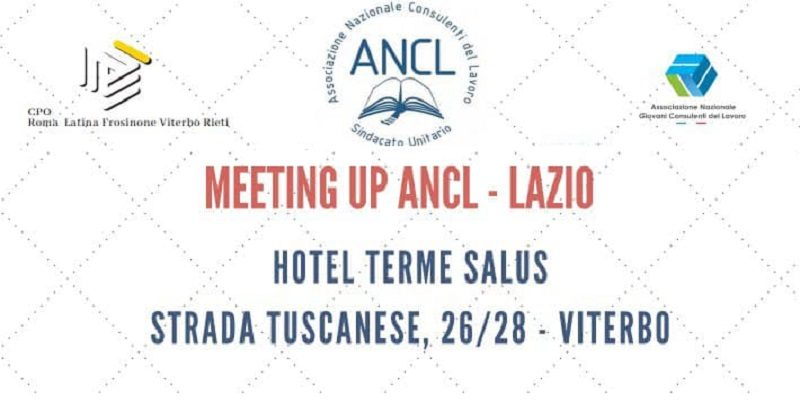 meeting up ANCL Lazio