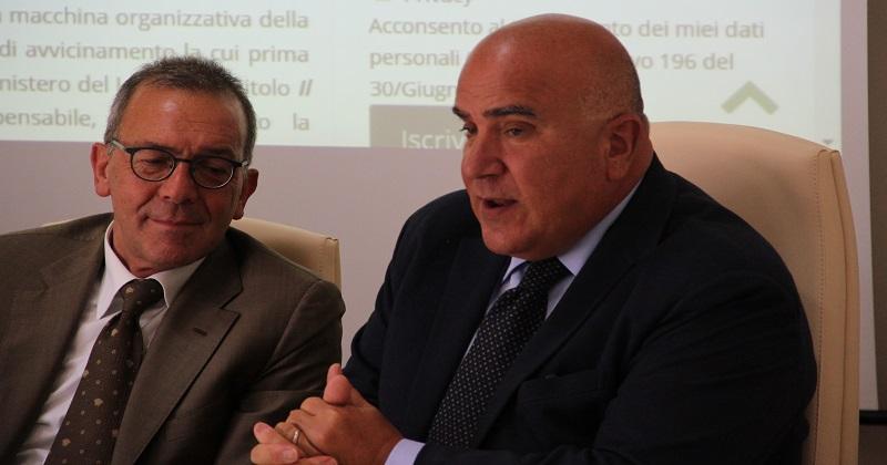 Giuseppe D'Angelo Rosario De Luca