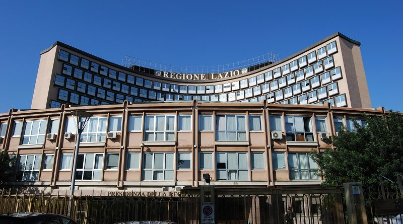 Sede Regione Lazio